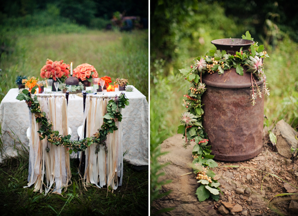 Featured On Wedding S Photography Joey Kennedy Flowers Styling Hens Linens Mosaic Antiques Kozloff Meaders